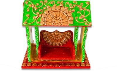 Ritwika's Krishna, Ganesha, Laddu gopal Jhula