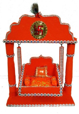 CraftEra Krishna, Sai Baba, Ganesha Jhula