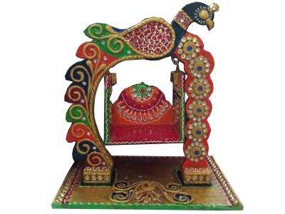 newly handicraft krishna Jhula