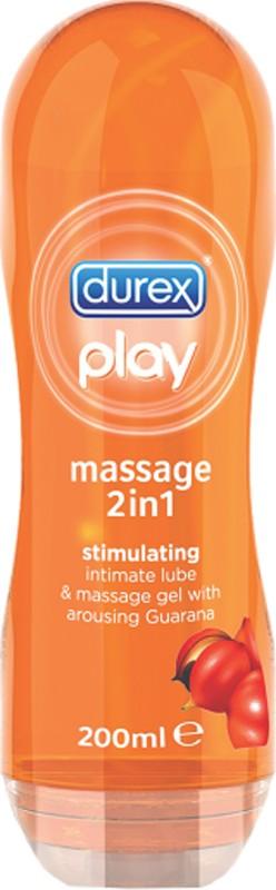 Durex Play Massage 2 in 1 Stimulating Lubricant(200 ml)