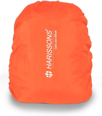 Harissons Rain Cover Rain Cover SE Luggage Cover(Medium, Orange)