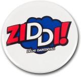 Happily Unmarried Designer Ziddi Badge L...