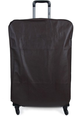 Dr.Schmidt DS3002 Suitcase Cover 24 Luggage Cover(Medium, Black)