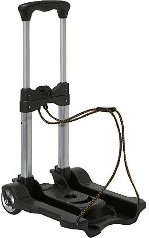Vmore Folding Shopping Cart Luggage Trolley(Foldable)