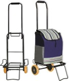 Kawachi 330 Luggage Trolley (Foldable)
