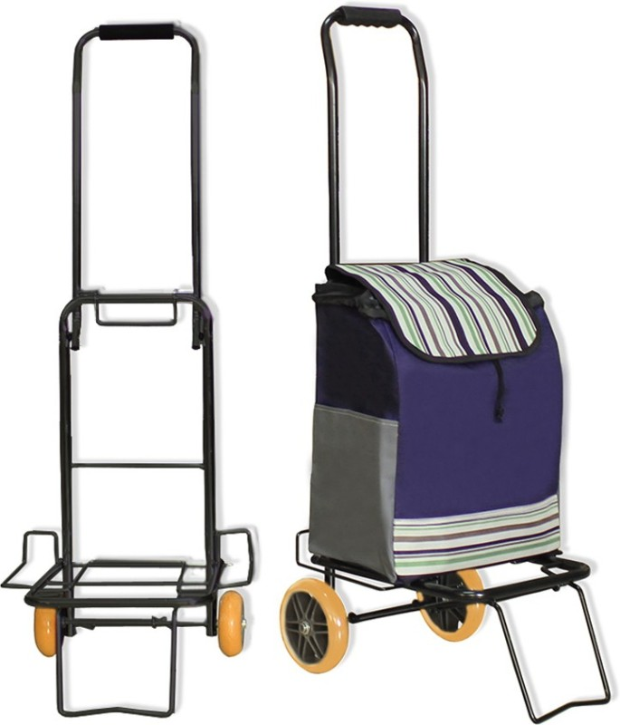 Kawachi 330 Luggage Trolley(Foldable)