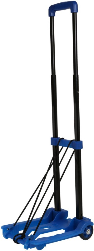 HERCULES TROLLEYS HT-25KGS Luggage Trolley(Foldable)