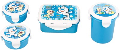 Brecken Paul Kids Set 4 Containers Lunch Box