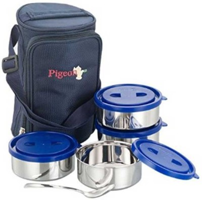 Pigeon Classmate 4 Containers Lunch Box(150 ml)
