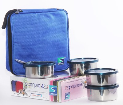 Stenso Scoprio 4 Containers Lunch Box