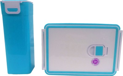 HOMIO OM-BLUE 2 Containers Lunch Box