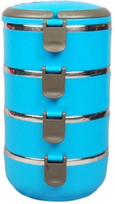 Hengli LunSetChruple 4 Containers Lunch Box