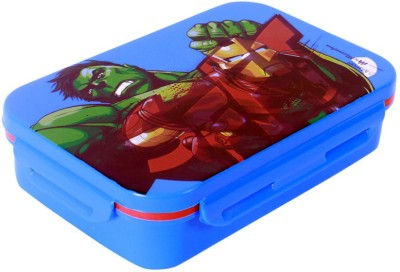 HM International Avengers Lunch Box -Red 1 Containers Lunch Box