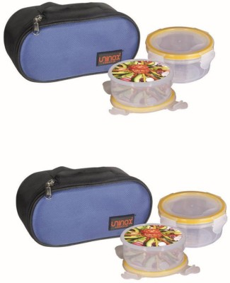Uninox UNX020-020 2 Containers Lunch Box