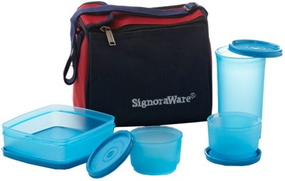 Signoraware 513 4 Containers Lunch Box