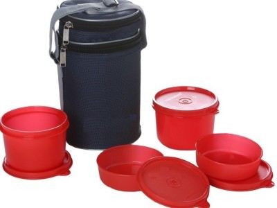 Kitchen Raft Dezire 4 Containers Lunch Box
