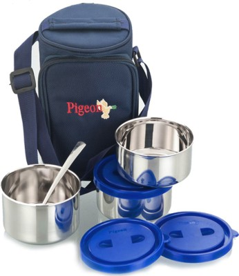 Pigeon Pg 03 3 Containers Lunch Box