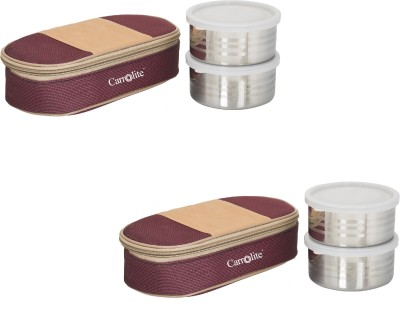Carrolite Combo Legend C_8 4 Containers Lunch Box