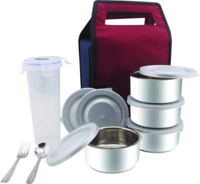 Palmline Khao Piyo 4 5 Containers Lunch Box