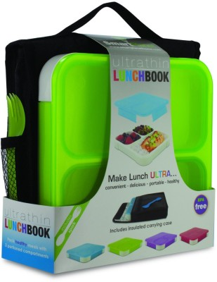 Smart Planet Ulb-1setpg 1 Containers Lunch Box