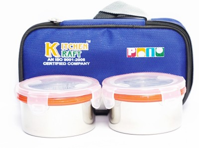Kitchen Raft Polo2 2 Containers Lunch Box