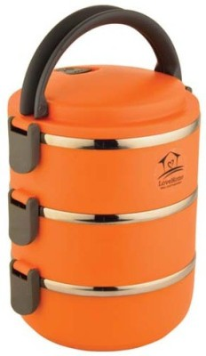 SDEEP LOVE HOME LUNCH BOX 3 Containers Lunch Box