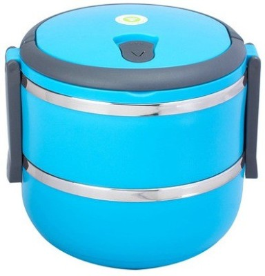 Homio 9567 Double Layer 2 Containers Lunch Box