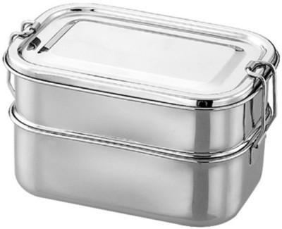 Mayur Exports RLB 001 2 Containers Lunch Box