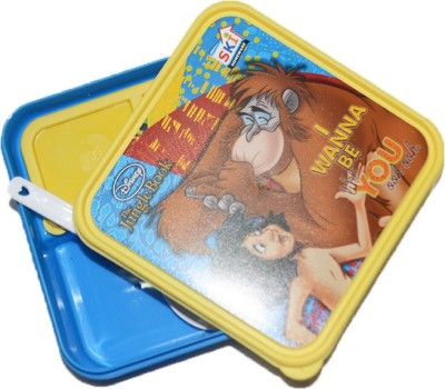 PRATHA junglebook 1 Containers Lunch Box