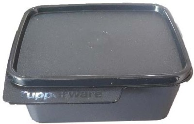 Tupperware Black 1 Containers Lunch Box