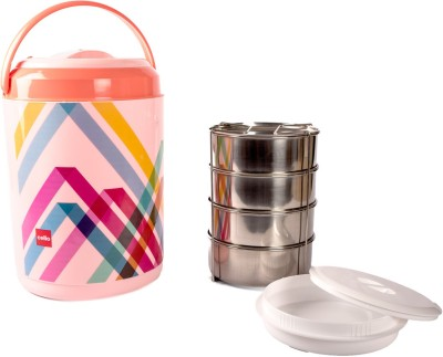 Cello 134622 4 Containers Lunch Box
