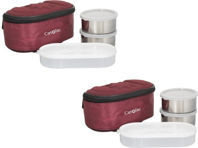 Carrolite Combo Legend C_14 6 Containers Lunch Box