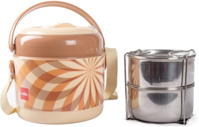 Cello 134601 2 Containers Lunch Box