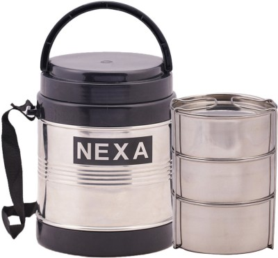 Nexa Hotk 3 Containers Lunch Box
