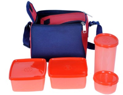 Homekitchen99 Topware Tiffin Set 3 Containers Lunch Box