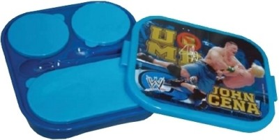 WWE 20455 3 Containers Lunch Box