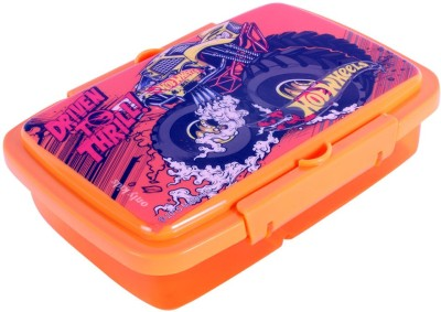 Hot Wheels Driven To Thrill Single Wall 1 Containers Lunch Box
