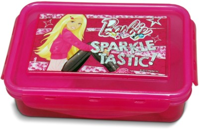 Barbie Airthight Lunch box Barbie Sparkle 1 Containers Lunch Box