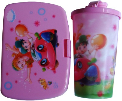 Vardhman VELBWG077E 2 Containers Lunch Box