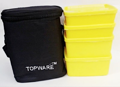 Topware TOPSB4 4 Containers Lunch Box