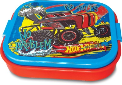 Hot Wheels Hotwheels Lunch Box XL 3 Containers Lunch Box