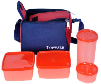 Topware TP05 4 Containers Lunch Box