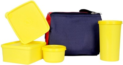 varun enterprises 02 4 Containers Lunch Box