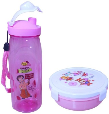 Chhota Bheem M11 1 Containers Lunch Box