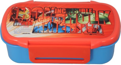 Marvel HMSHLB 73111-AV 1 Containers Lunch Box