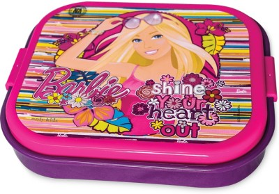 Barbie Barbie Lunch Box XL 2 3 Containers Lunch Box