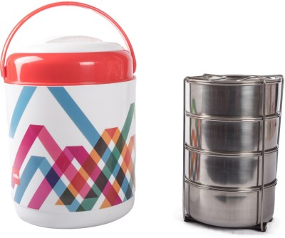 Cello 134587 4 Containers Lunch Box