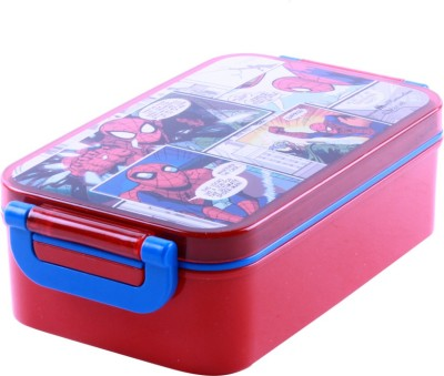 HM International Spiderman Lunch Box-multi 1 Containers Lunch Box