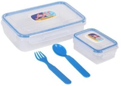 FAIR FOOD FAIR FOOD 2 Containers Lunch Box(800 ml)