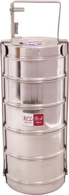 KCL Bombay Tiffin -2 5 Containers Lunch Box